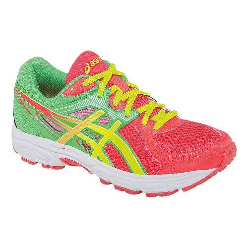 Kids ASICS GEL-Contend 2 GS Running Shoe - Diva Pink/Yellow 5