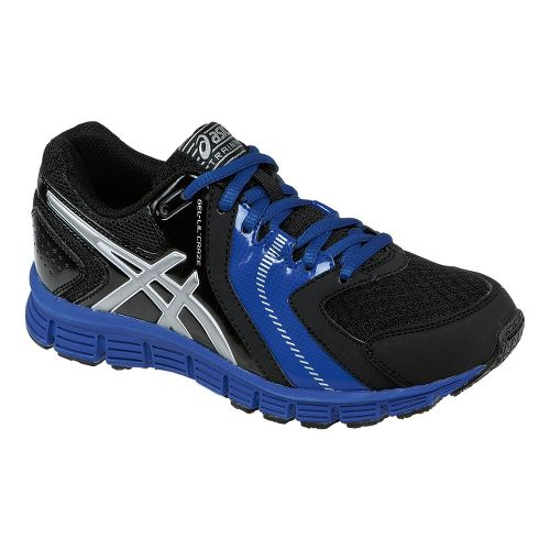 Kids ASICS GEL-Lil' Craze Cross Training Shoe - Black/Royal 3.5