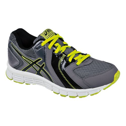 Kids ASICS GEL-Lil' Craze Cross Training Shoe - Grey/Citron 2