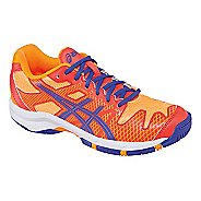 Kids ASICS GEL-Solution Speed GS Court Shoe