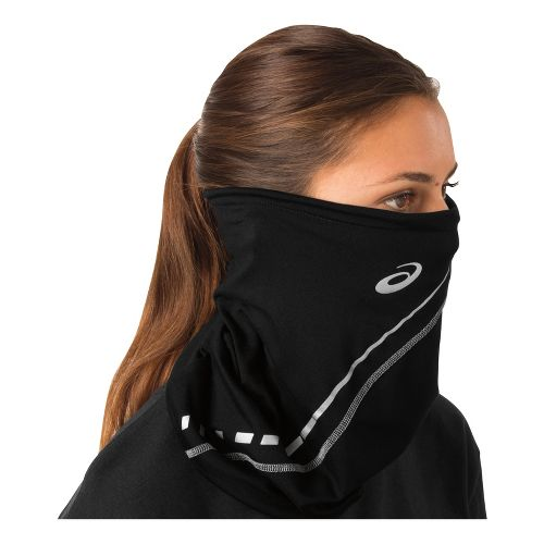 ASICS Lite-Show Hybrid Buff Headwear - Black