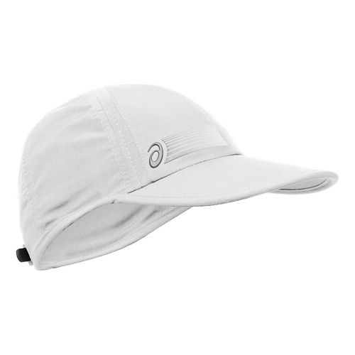 ASICS Everysport Cap Headwear - White