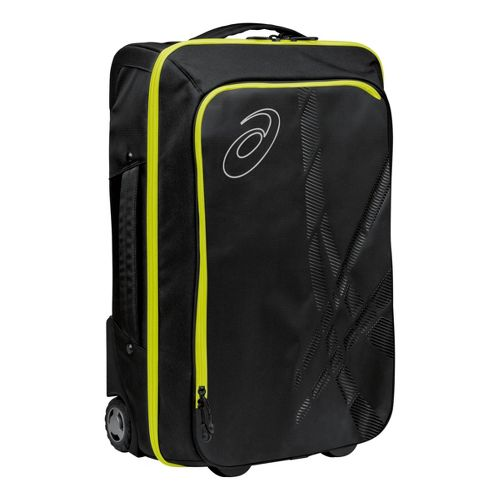 ASICS Quick Stay Wheelie Bags - Black