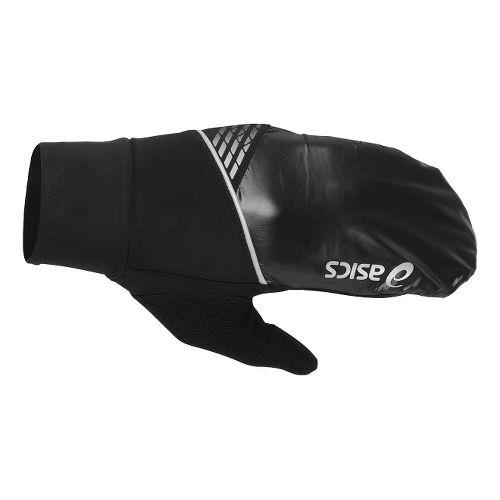 ASICS PR Shelter Mitt Handwear - Black L/XL