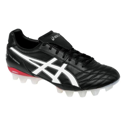 Mens ASICS Lethal Testimonial 3 IT Track and Field Shoe - Black/White 6.5