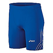 Mens ASICS Team Performance Track Fitted Shorts