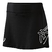 Womens ASICS Team Performance Tennis Skort Fitness Skirts