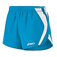 Womens ASICS Squad Split Lined Shorts