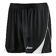 Womens ASICS TR Team Unlined Shorts