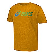ASICS Gradient Corp T Short Sleeve Non-Technical Tops
