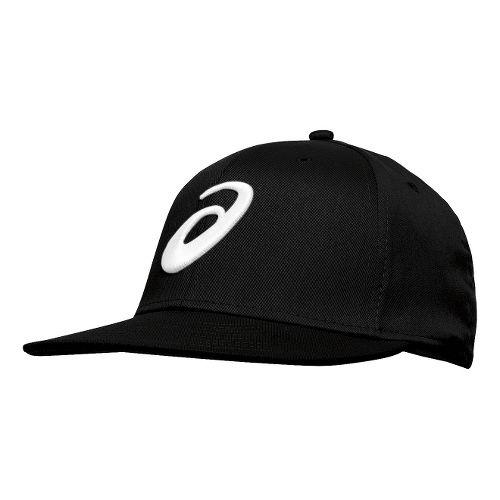 ASICS Sideline Hat Headwear - Black M/L