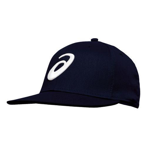 ASICS Sideline Hat Headwear - Navy L/XL