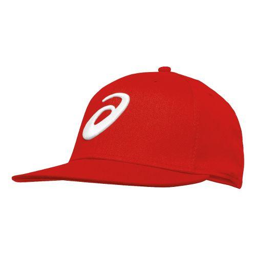ASICS Sideline Hat Headwear - Red L/XL