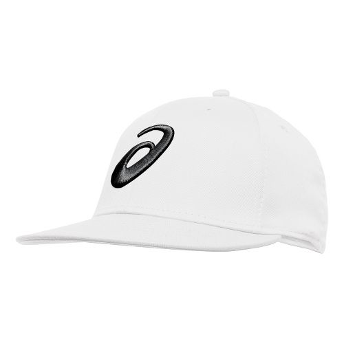 ASICS Sideline Hat Headwear - White L/XL