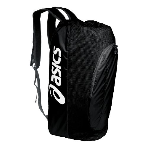 ASICS Gear Bags - Black