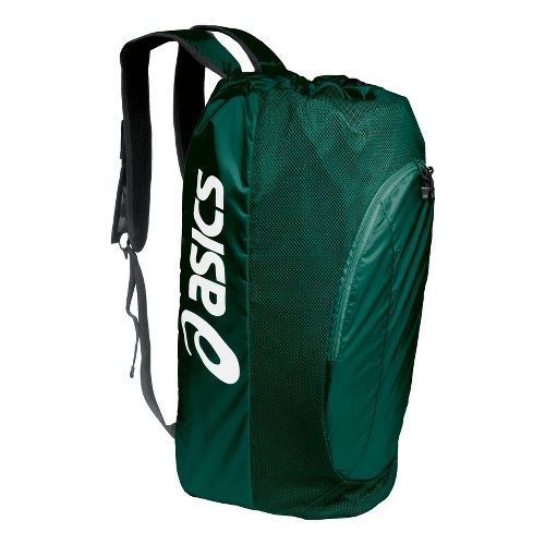 ASICS Gear Bags - Forest Green