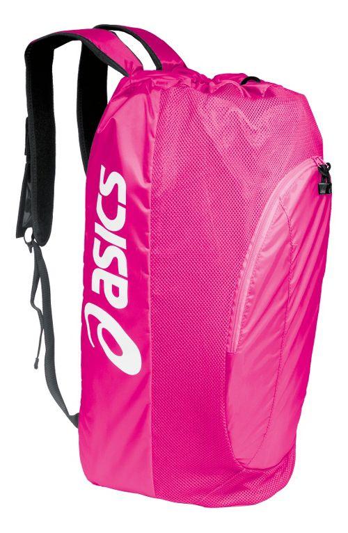 ASICS Gear Bags - PinkGlo