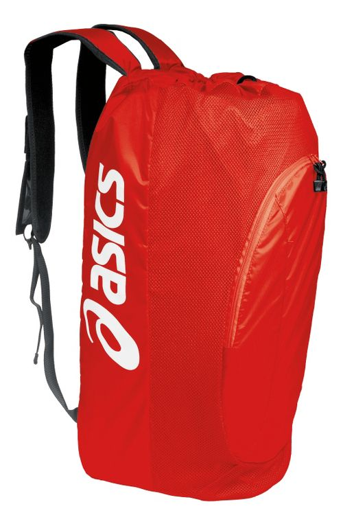 ASICS Gear Bags - Red