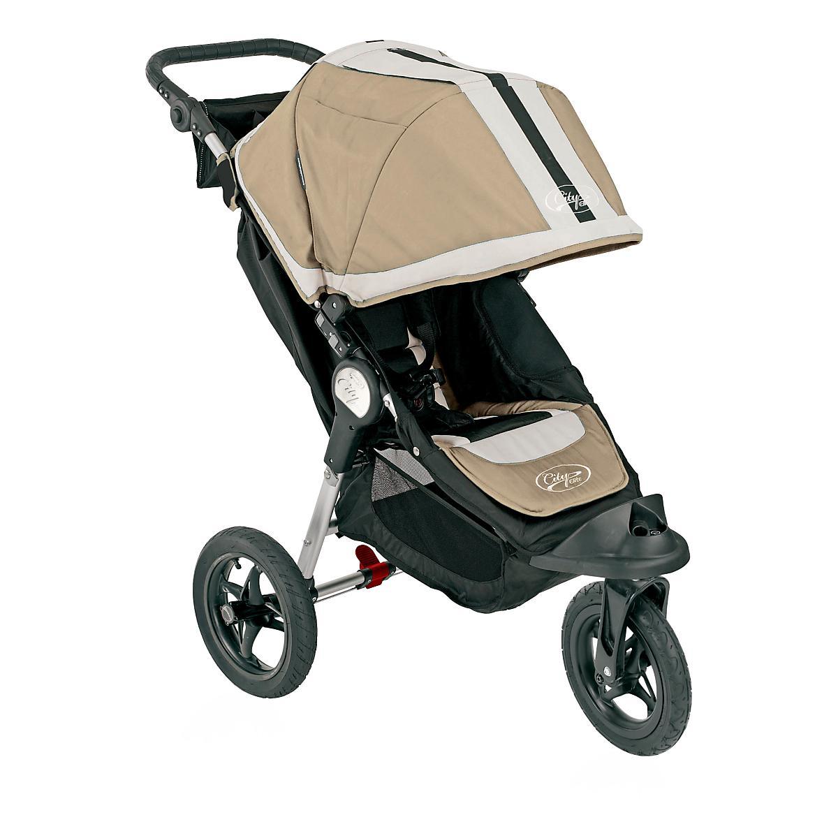 Baby Jogger City Elite Single Stroller at Road Runner Sports