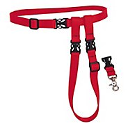 The Buddy System Belt and Leash Fitness Equipment