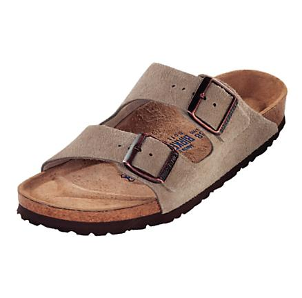 Womens Birkenstock Arizona Soft Footbed Sandals Shoe
