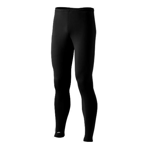 Mens Brooks Vapor-Dry 2 Fitted Tights - Black M