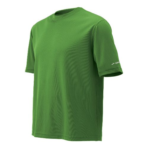 Mens Brooks Podium Short Sleeve Technical Tops - Gator XL