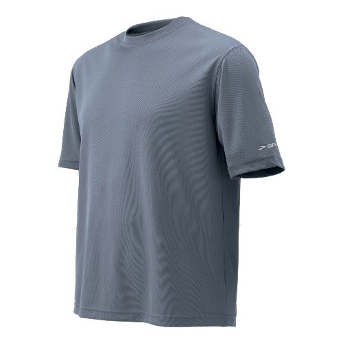 Mens Brooks Podium Short Sleeve Technical Tops - London XS