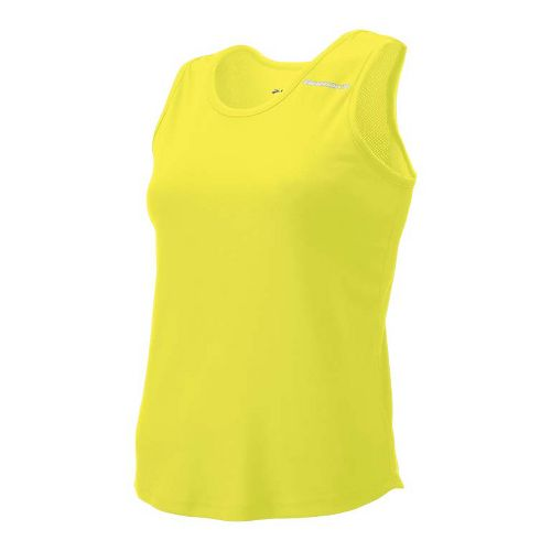 Womens Brooks Distance Singlets Technical Top - Nightlife XL