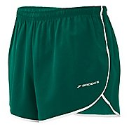 Mens Brooks Podium Split Lined Shorts