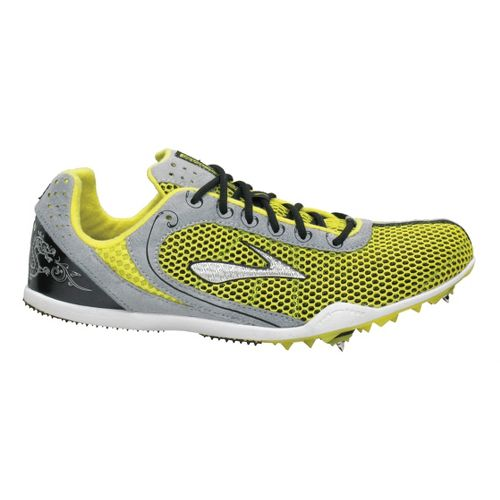 Brooks The Wire Track and Field Shoe - Blazing Yellow/Black 8