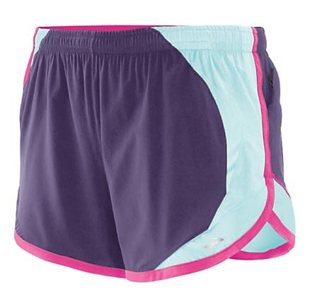 Womens Brooks Infinity Short II Lined Shorts