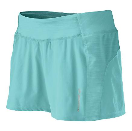 Womens Brooks Glycerin Short Lined Shorts