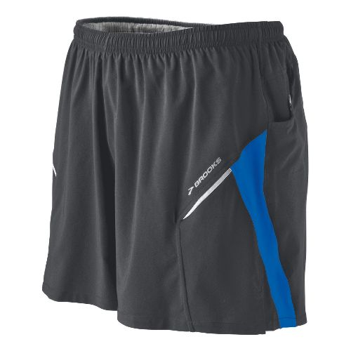Mens Brooks Sherpa III Lined Shorts - Earl/Olympic M