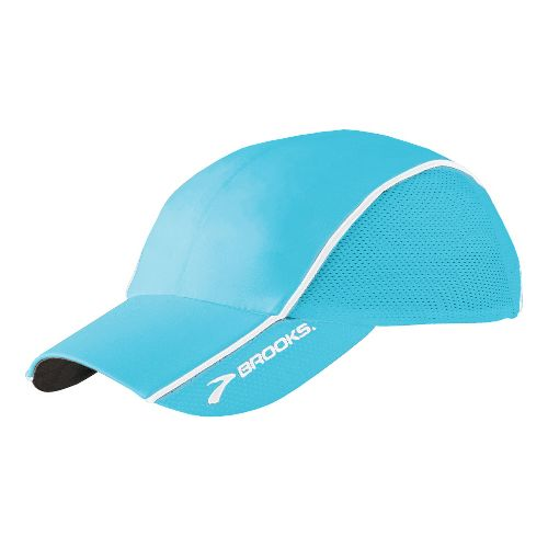 Brooks HVAC Infiniti Mesh Hat Headwear - Aqua