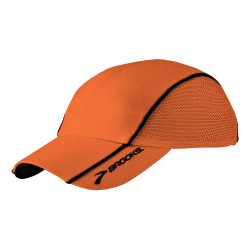 Brooks HVAC Infiniti Mesh Hat Headwear - Energy