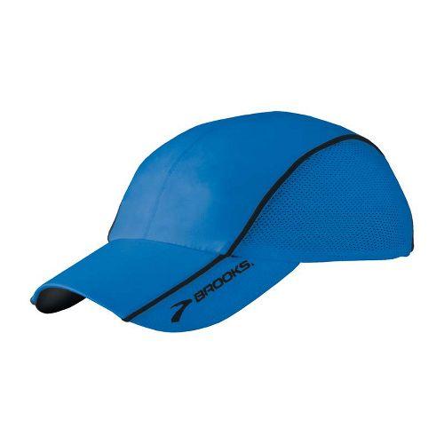 Brooks HVAC Infiniti Mesh Hat Headwear - Skydiver/Anthracite