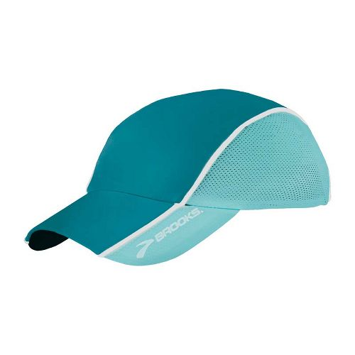 Brooks HVAC Infiniti Mesh Hat Headwear - Tourmaline/Tropic