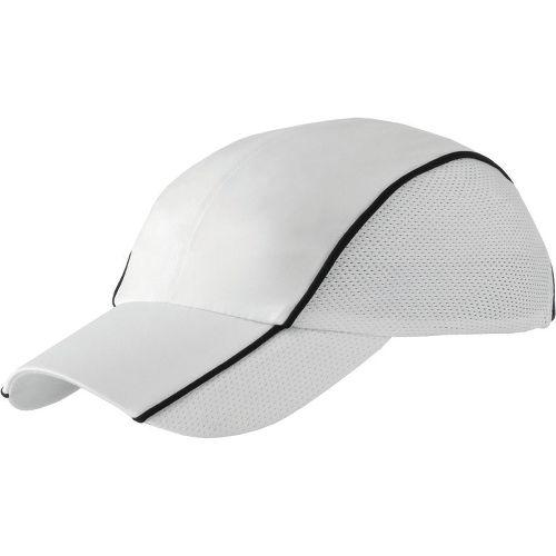 Brooks HVAC Infiniti Mesh Hat Headwear - White/Black