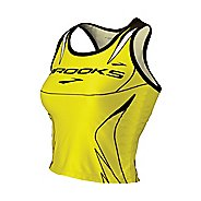 Womens Brooks ID Elite Support Tank Sport Top Bras