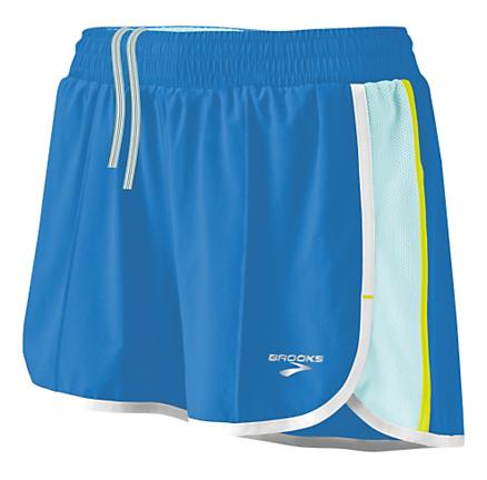 Womens Brooks Epiphany Stretch Short II Lined Shorts