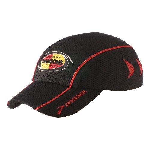 Brooks Hansons-Brooks ODP Hat Headwear - Black