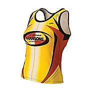 Womens Brooks Hansons-Brooks ODP Support Tank Sport Top Bras