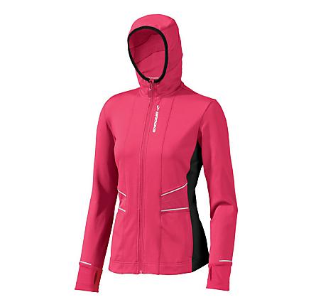 Womens Brooks Utopia Thermal Hoodie Running Jackets