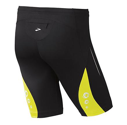 Mens Brooks Infiniti Tight Fitted Shorts
