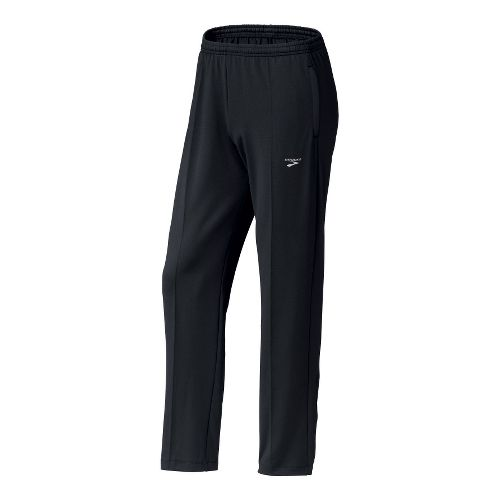 Mens Brooks Spartan II Full Length Pants - Black XLT
