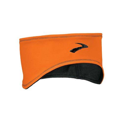 Brooks Infiniti Headband Headwear - Brite Orange/Black