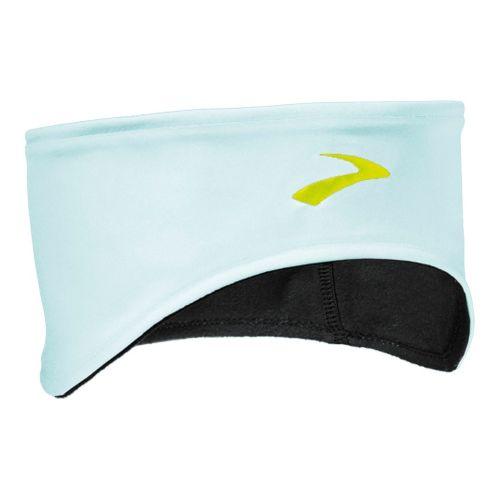 Brooks Infiniti Headband Headwear - Sea Foam/Black