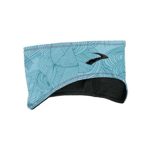 Brooks Infiniti Headband Headwear - Tourmaline Print