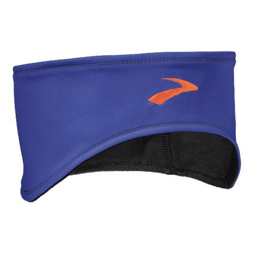 Brooks Infiniti Headband Headwear - Ultra Marine/Black